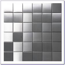 stainless steel subway tiles peel and stick tiles home