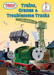 thomas friends trains cranes troublesome trucks thomas