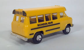 matchbox chevy van my e r models 1 87 ho scale model bus collection