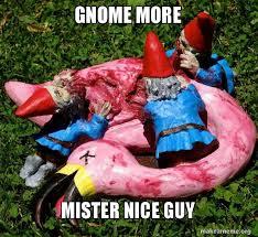 Gnome Meme - gnome more mister nice guy make a meme