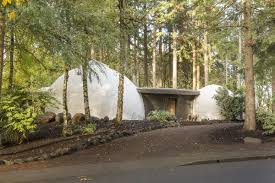 Hobbit Homes For Sale by Wild Dome Home Repurposed From Wwii Warship Scraps Asks 776k Curbed