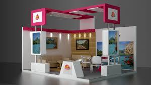 exhibition presentation of a new exhibition stall design company in delhi