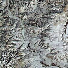 Map Great Wall Of China by Space Images Great Wall Of China