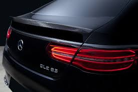 Lamborghini Aventador Tail Lights - mercedes gle coupe carbon fiber trunk add on above tail lights