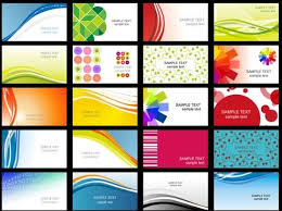 template for business card get 20 free business card templates