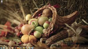 thanksgiving themes for windows 7 now