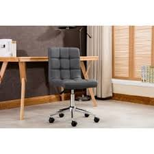 wood desk chair with wheels office conference room chairs for less overstock com