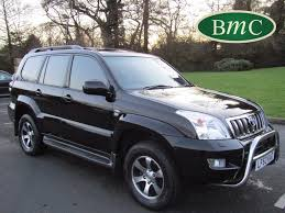toyota land cruiser 2007 used toyota landcruiser cars for sale motors co uk