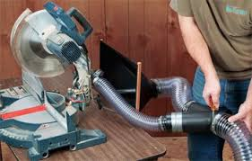 table saw dust collector bag how to improve your home workshop s dust control and collection