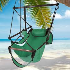 Outdoor Swingasan Chair Amazon Com Best Choice Products Hammock Hanging Chair Air Deluxe