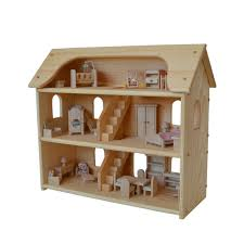 waldorf dollhouse wooden doll house growing your baby