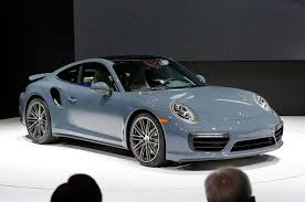 911 porsche cost 2016 porsche 911 turbo and turbo s revealed autocar
