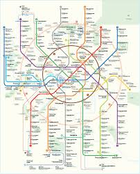 Santiago Metro Map by The Making Of The Moscow Metro Map 3 0