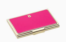 Fancy Business Card Holder Gifts East Of Ellie