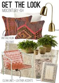 one room three ways with anthropologie u2013 amber interiors