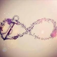 infinity symbol art and design