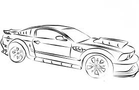 free coloring pages of mustang cars mustang cars coloring pages my super hubby pinterest mustang