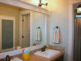 Bathroom Mirror Frames by 40 Best Mirror Remakes Images On Pinterest Diy Mirror Home And