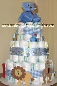 boy diaper cake photos submitted by our readers