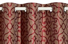 Paris Fabric Shower Curtain by Curtain Fabric Patterned Linen Polyester Romane