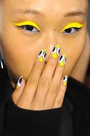 nyfw nail best nail polish trends swatches spring summer 2014