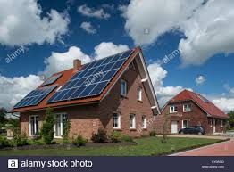 Multifamily House Housing Development Multi Family House With Solar And Water