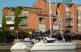 hotel port gruissan great prices at hotel info