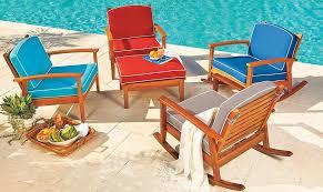 Wood Patio Chairs Why Choose Eucalyptus Wood Patio Furniture Improvements Catalog