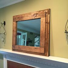 Mirror That Looks Like Window by The Latest Rustic Bathroom Mirrors 2017 Home Decorating Ideas