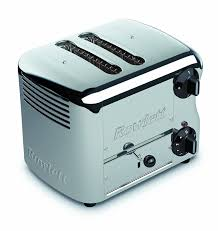 Bread Toaster Rowlett Esprit 2 Slice Bread Toaster With Polished Ends 1 3 Kw
