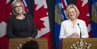 Cabinet Ministers Alberta In Pragmatic Move Premier Rachel Notley Appoints Former Tory