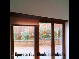 bifold door blinds by deans of london youtube