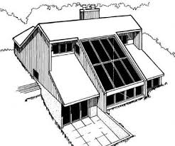 passive solar home design plans passive solar home plans western section