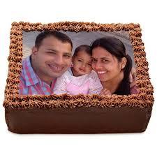 photo cake delicious chocolate photo cake