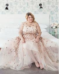 plus size bridal gowns best 25 plus size wedding ideas on plus size wedding