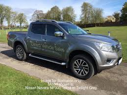 nissan trucks blue new nissan np300 navara diesel double cab pick up tekna 2 3dci 190