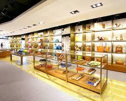 store decoration hb41 latest wooden handbag store decoration guangzhou dinggui
