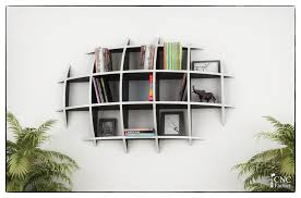 oval bookcase template cnc cutting file sliced 3d model