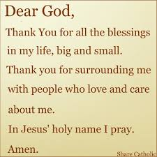 prayers of thanks archives catholic god s