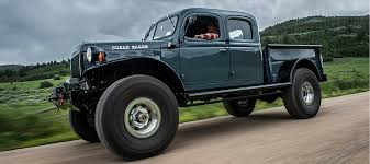 your own dodge truck legacy power wagon 4dr conversion dodge power wagon 4dr build