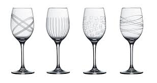 wine sets royal doulton party collection wine set of 4 clear