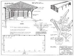How To Build A Shed Plans For Free by 153 Pole Barn Plans And Designs That You Can Actually Build