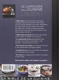 la cuisine au larousse de la cuisine 1600 recettes amazon co uk laure flavigny
