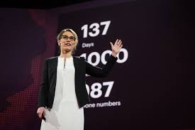 let u0027s disrupt the white house haley van dyck at ted2016 ted blog