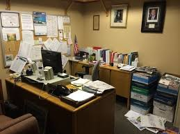 My Office Desk Is Your Desk A Sign Of A Cluttered Mind Huffpost