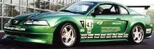 kenny brown mustang 2003 kenny brown sport racer ford mustang cobra 3 8