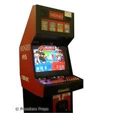 Neo Geo Arcade Cabinet Neo Geo 4 Slot Arcade Game