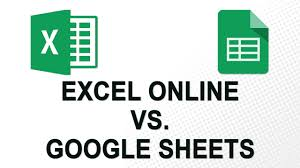 Google Spreadsheet Free Download Google Sheets Vs Excel Android Greenpointer Us