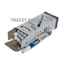 Classic Paint White Paint Markers Gp X Classic Markers 0968 500 Tracey