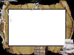 free pirate border clipart image 8600 pirate border clipart